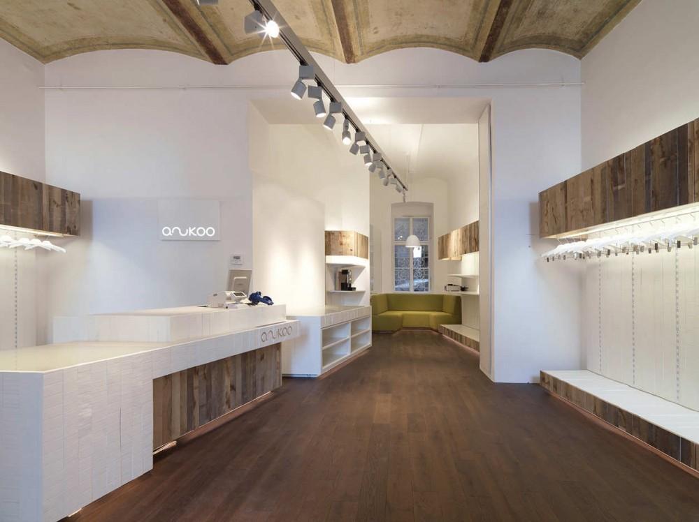 Tienda Anukoo / Atelier Heiss Architekten