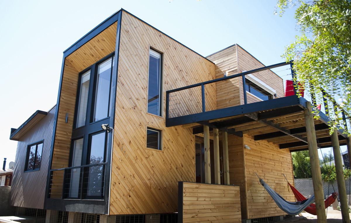 Casa 373 / C+ Arquitectura, © Rodrigo Vergara