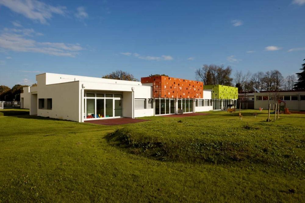 Centro de Enseñanza y Oficinas Municipales / ccd studio, © Fabio Mantovani