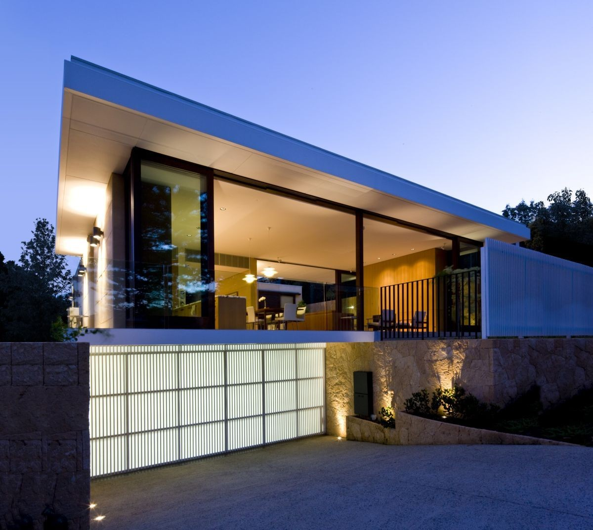Residencia Calle Salvado / Bates Smart Architects, © Tyrone Branigan
