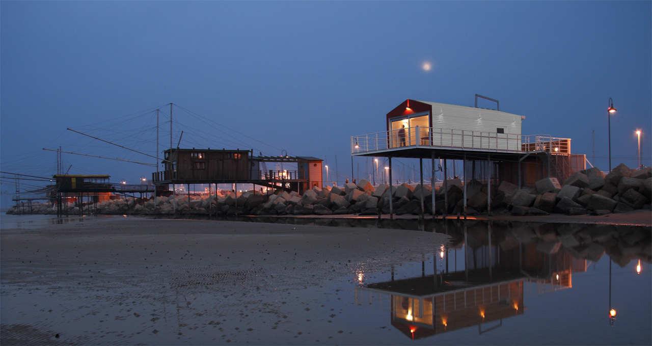 Una Habitación Sobre El Mar / Studio Zero85, © Sergio Camplone