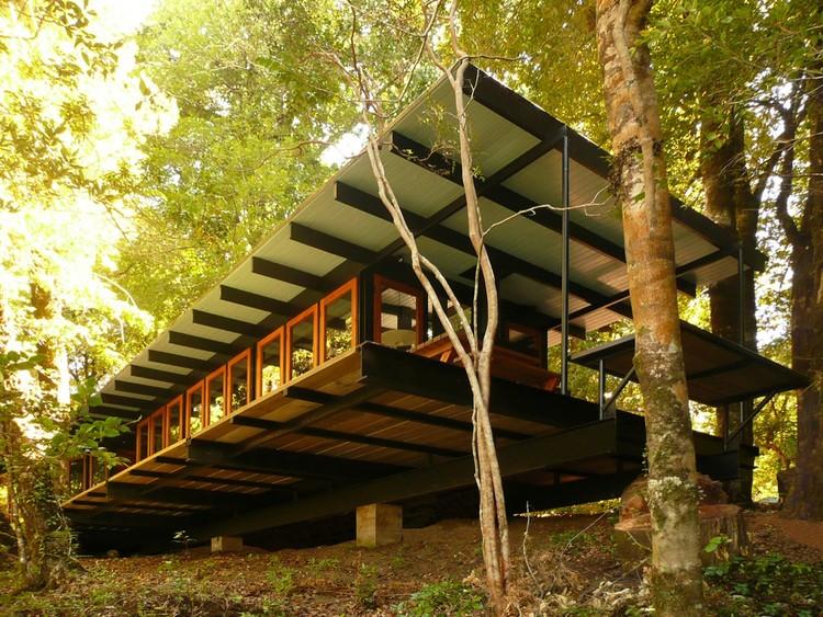 Refugio de Materiales Reciclados / Juan Luis Martinez Nahuel, Cortesía de Juan Luis Martinez Nahuel