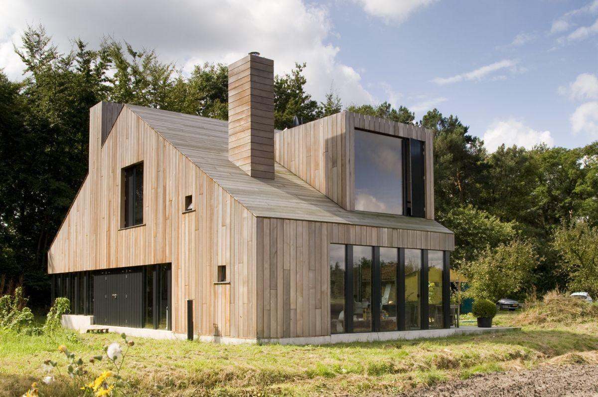 La Casa Chimenea en Bosschenhoofd / Onix Architects, © Mark Secuur