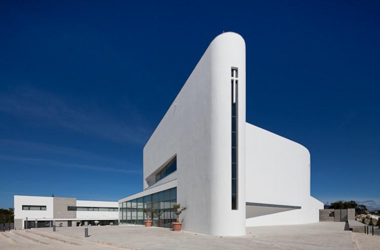 Iglesia Senhora da Boa Nova / Roseta Vaz Monteiro Arquitectos, © Joao Morgado