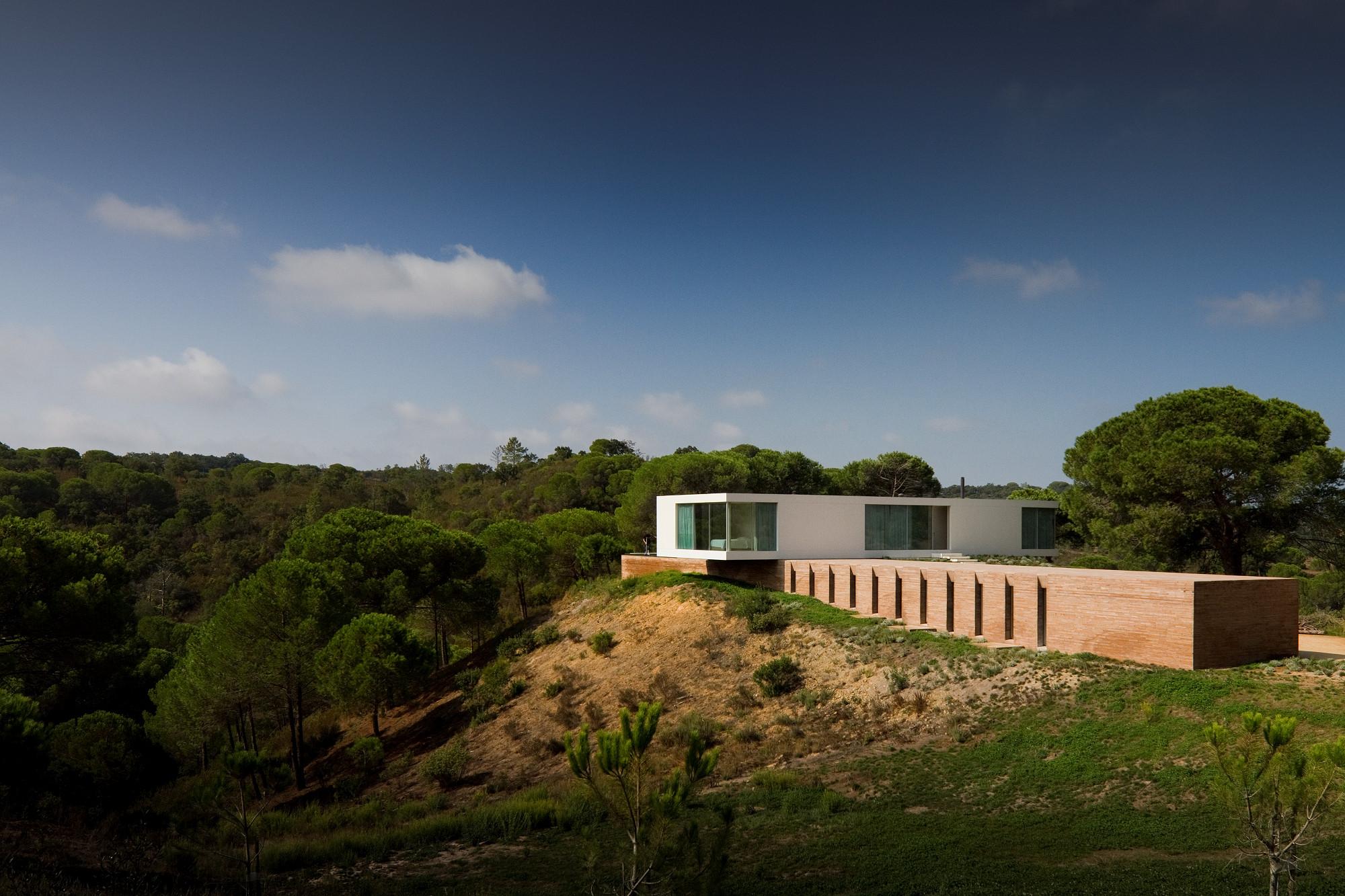 Casa en Melides / Pedro Reis, © FG + SG