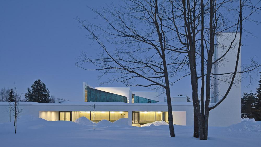 Capilla de St.Lawrence / Avanto Architects, © Kuvio