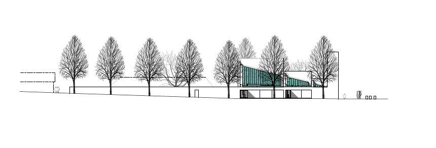 Elevación 2 © Avanto Architects