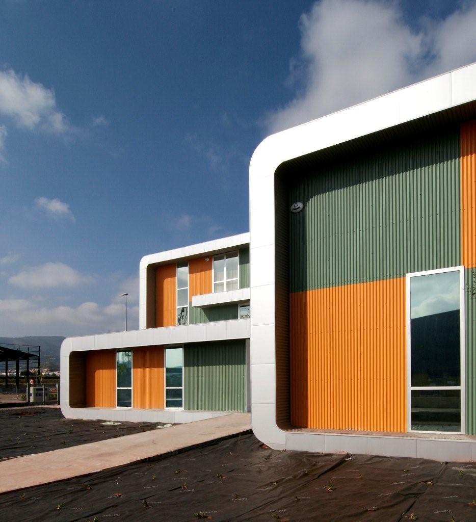 Oficinas Optimil / ALT arquitectura + CSO arquitectura , © Jordán Sanz
