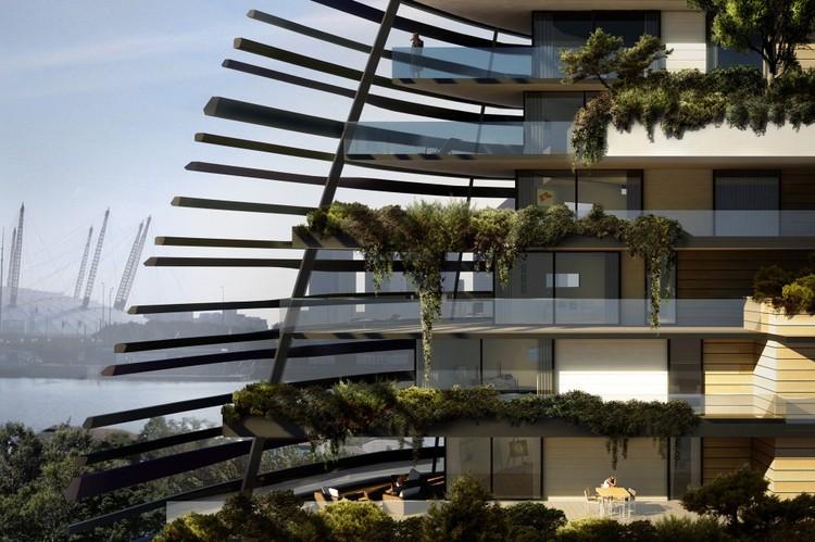 Silvertree, Torre Residencial Ecológica / Studio RHE, Cortesía de Studio RHE