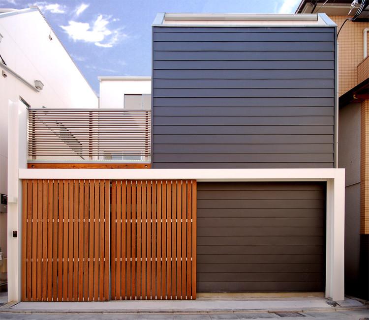 Casa D / Takeshi Hamada, Cortesía de Takeshi Hamada
