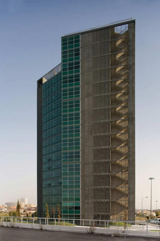 Torre Plaza / Regino Cruz Arquitectos, © Regino Cruz Arquitectos
