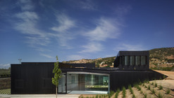 Funeral Home and Garden in Pinoso / Cor & Asociados