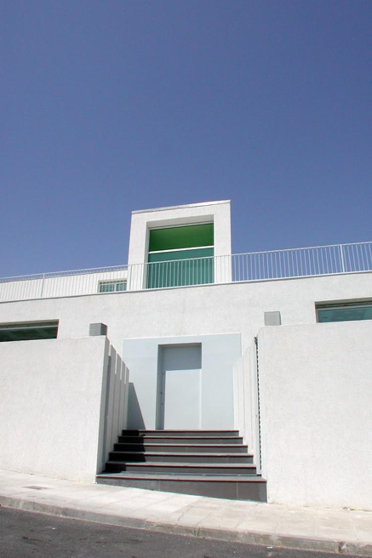 Casa Perforada / Cobaleda & García  Arquitectos, Cortesía de Cobaleda & García Arquitectos