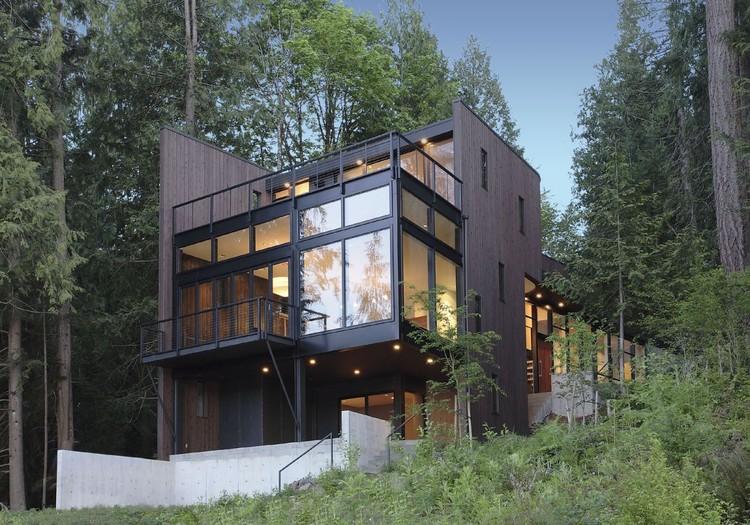 Residencia Lago Flotante / David Vandervort Architects, Cortesía de David Vandervort Architects