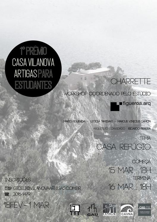 Charrette Universidades ocorre em março em Curitiba, Cortesia de Charrette Universidades