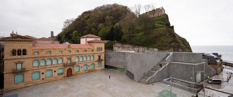 Ampliación del Museo de San Telmo / Nieto Sobejano Arquitectos, © Fernando Alda