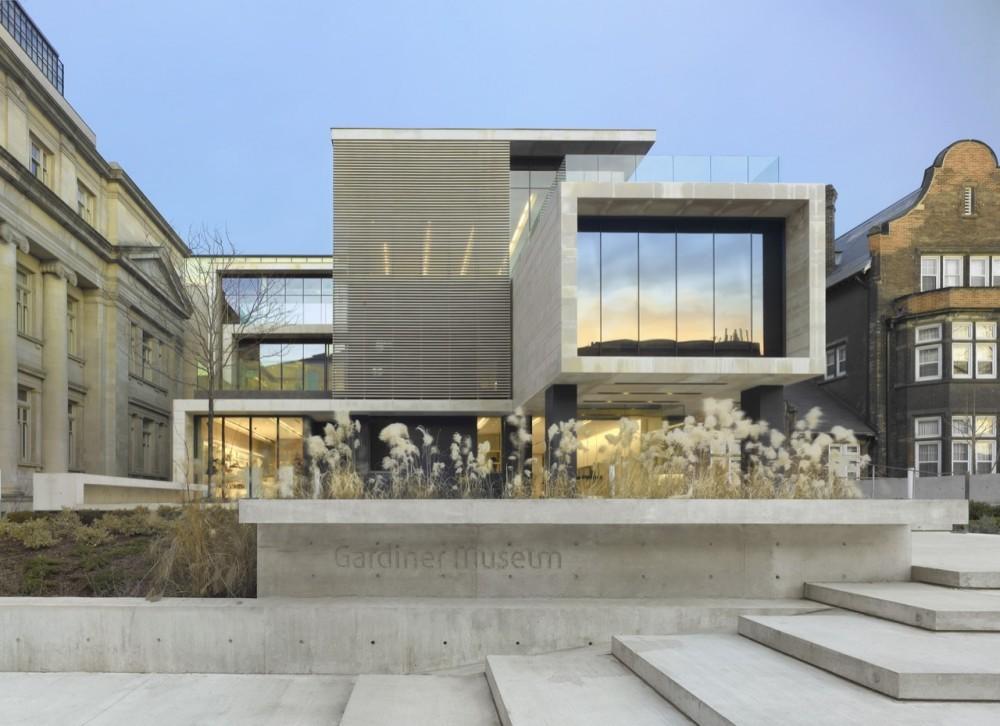 Museo Gardiner / KPMB Architects, © Shai Gil