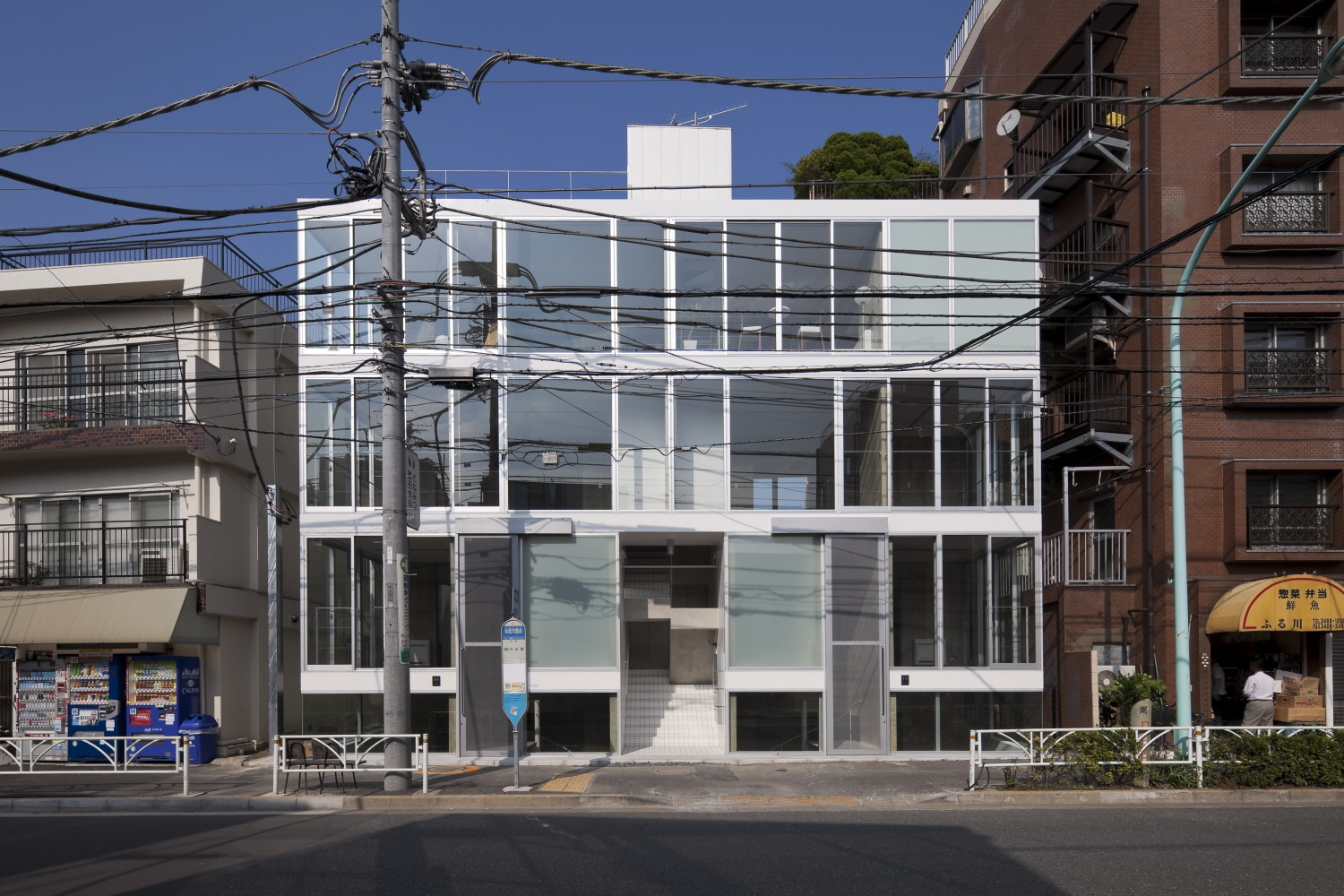 Y-3 / Komada Architects' Office, © Toshihiro Sobajima
