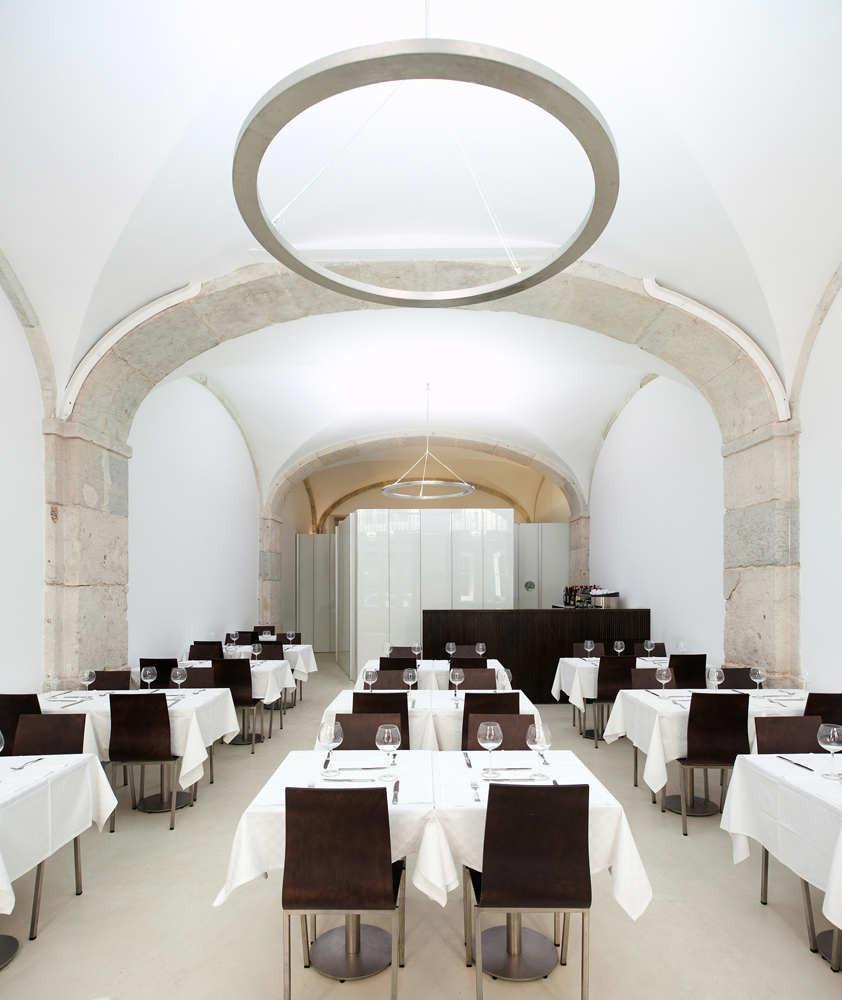 Restaurant Santa Rita / Pedro Pacheco, © FG + SG - Fernando Guerra , Sergio Guerra