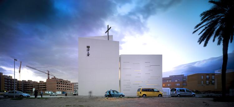 Iglesia de Santa Ana y San Joaquín / RGRM Arquitectos, © Jesús Granada