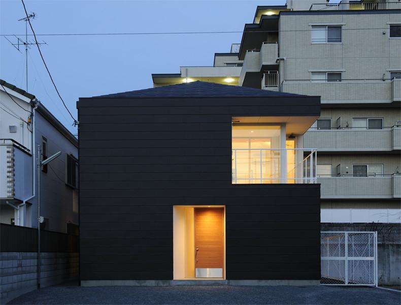 Casa en Ichijoji / Tadahiro Shimada, © Kei Sugino