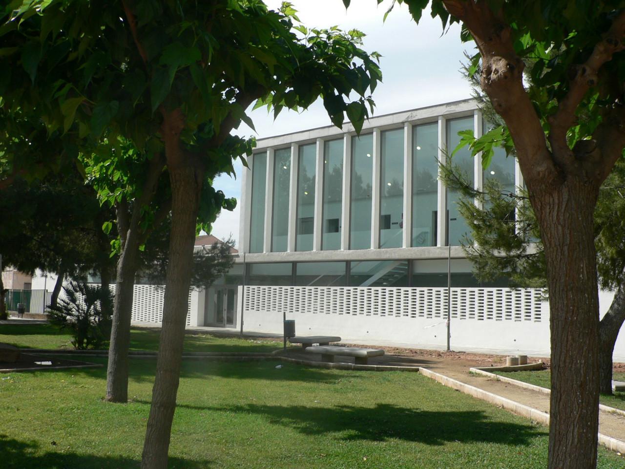 Consultorio Auxiliar / Fernández Soler Monrabal Arquitectos, © Carlos Soler Monrabal