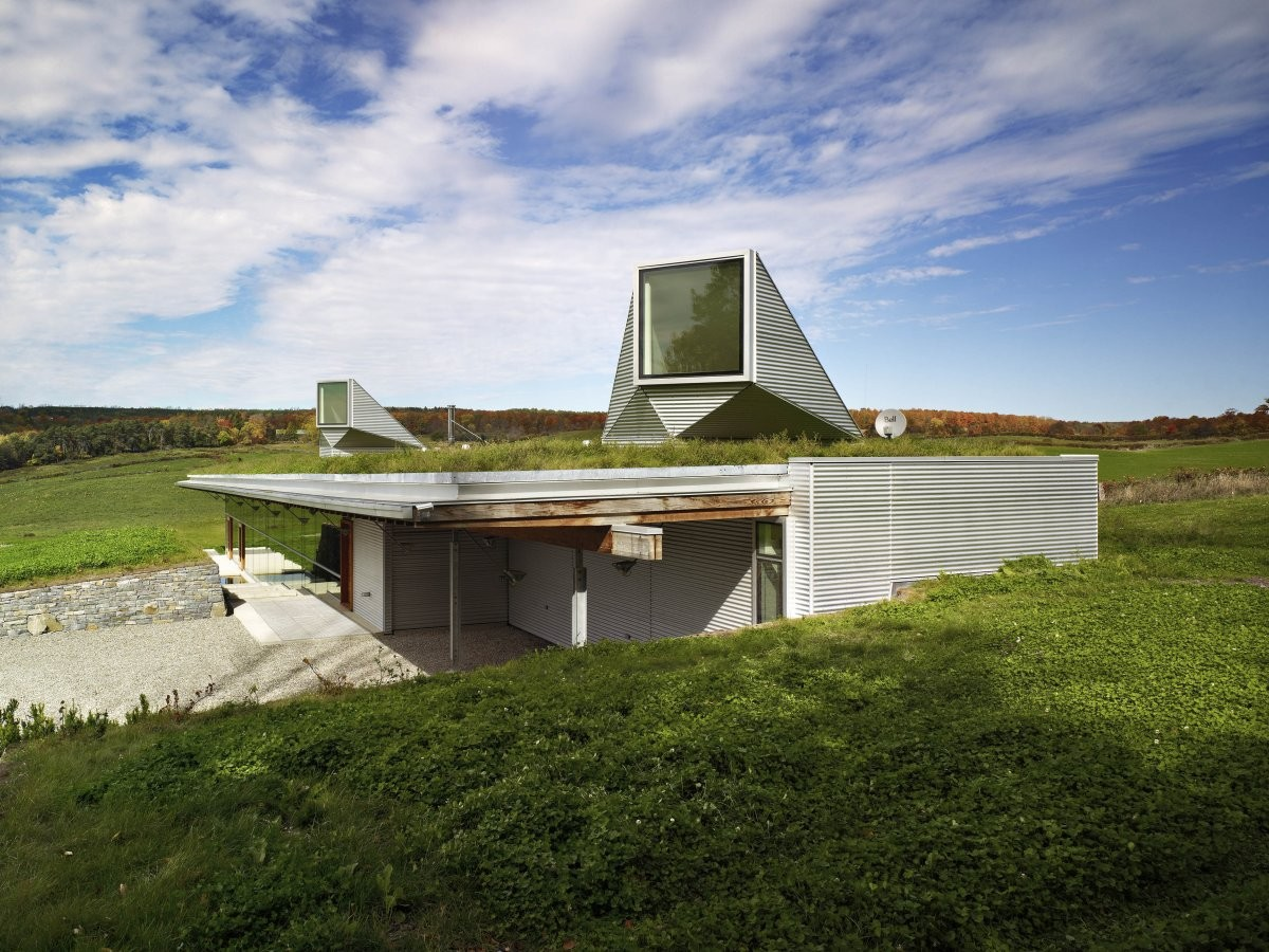 Casa en Caledon / Ian MacDonald Architect, © Tom Arban