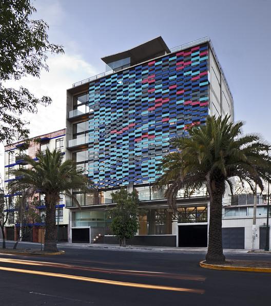 CS 639 / ZD+A  Arquitectos, © Cortesía de ZD+A Arquitectos
