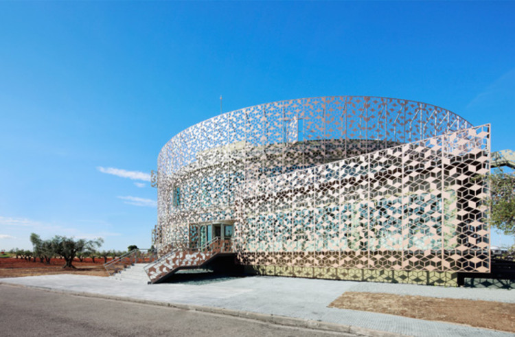 Corporate Office Building for Hispasat Technology Center / Herreros Arquitectos, © José Hevia