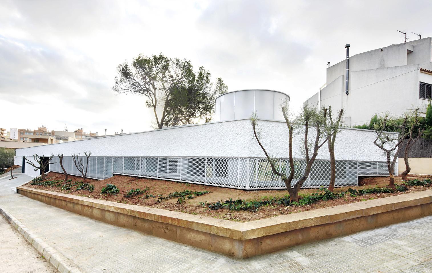 Centro de Día / Flexo Arquitectura, © José Hevia Blach
