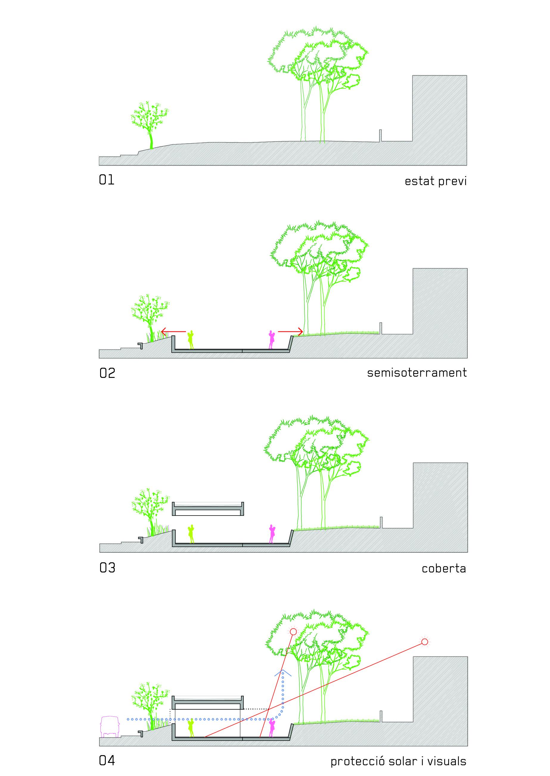 Galer a de centro de d a flexo arquitectura 11 - Flexo arquitectura ...