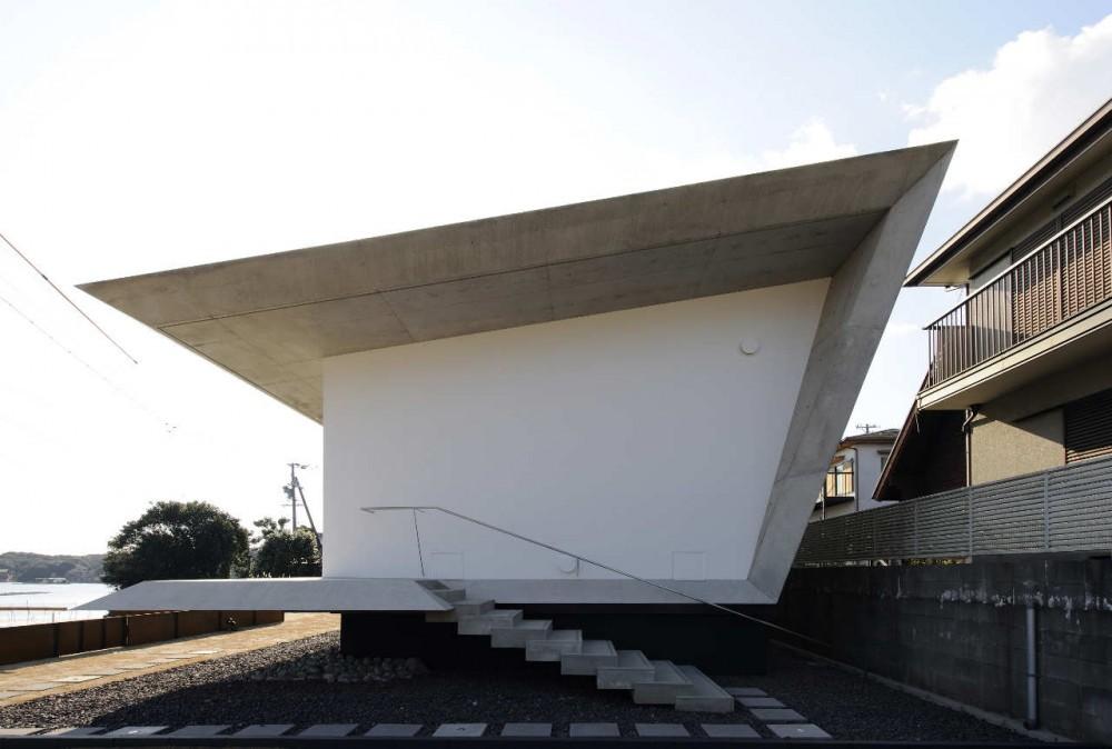 Casa en la Playa / Yamamori Architect & Associates, © Kei Sugino