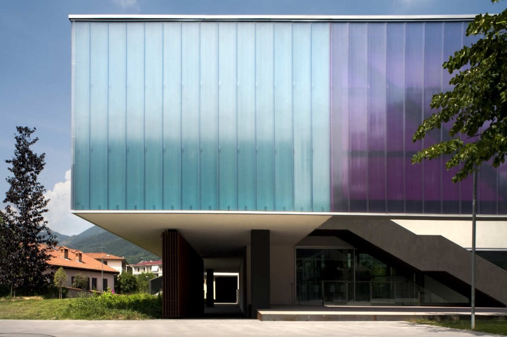 Centro Cultural en Ranica / DAP Studio + Paola Giaconia, © Alessandra Bello