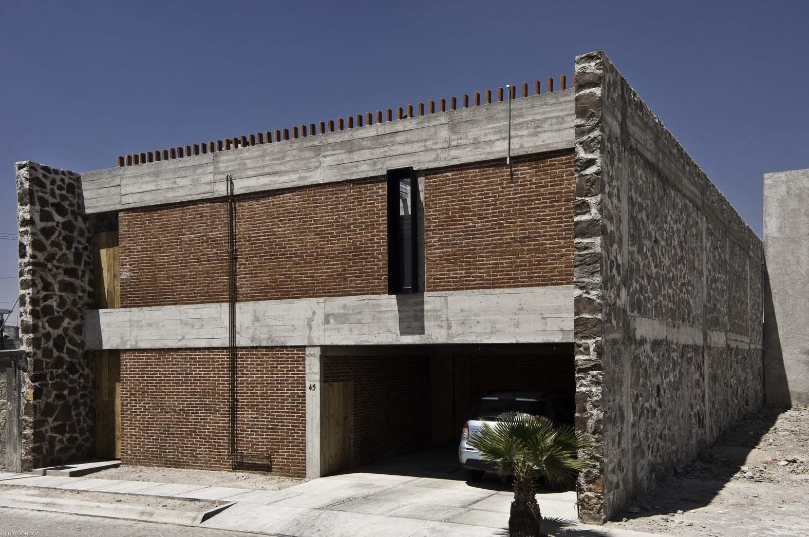 Casa Materka / T3arc, © Luis Gordoa