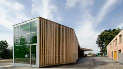 Centro de Operaciones Burgergemeinde / bauzeit architekten