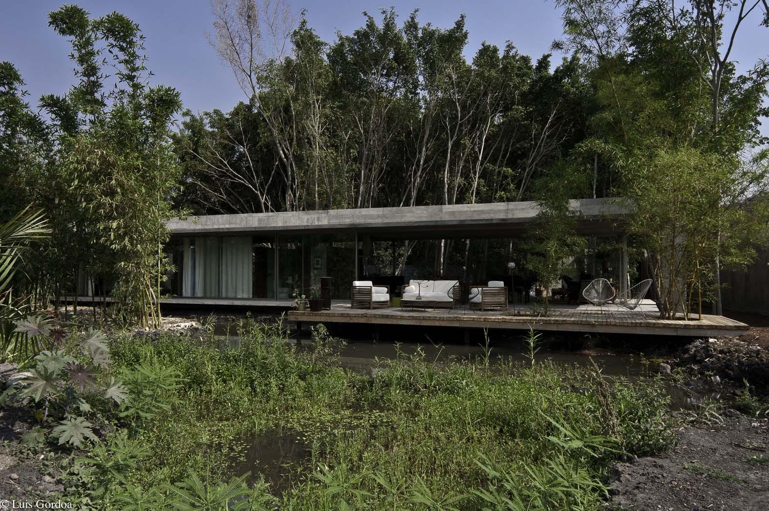 Casa La Semilla / T3arc, © Luis Gordoa