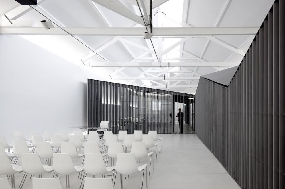 Oficina de Arquitectos en Matosinhos / Nuno Sampaio Arquitetos, © FG + SG – Fernando Guerra, Sergio Guerra