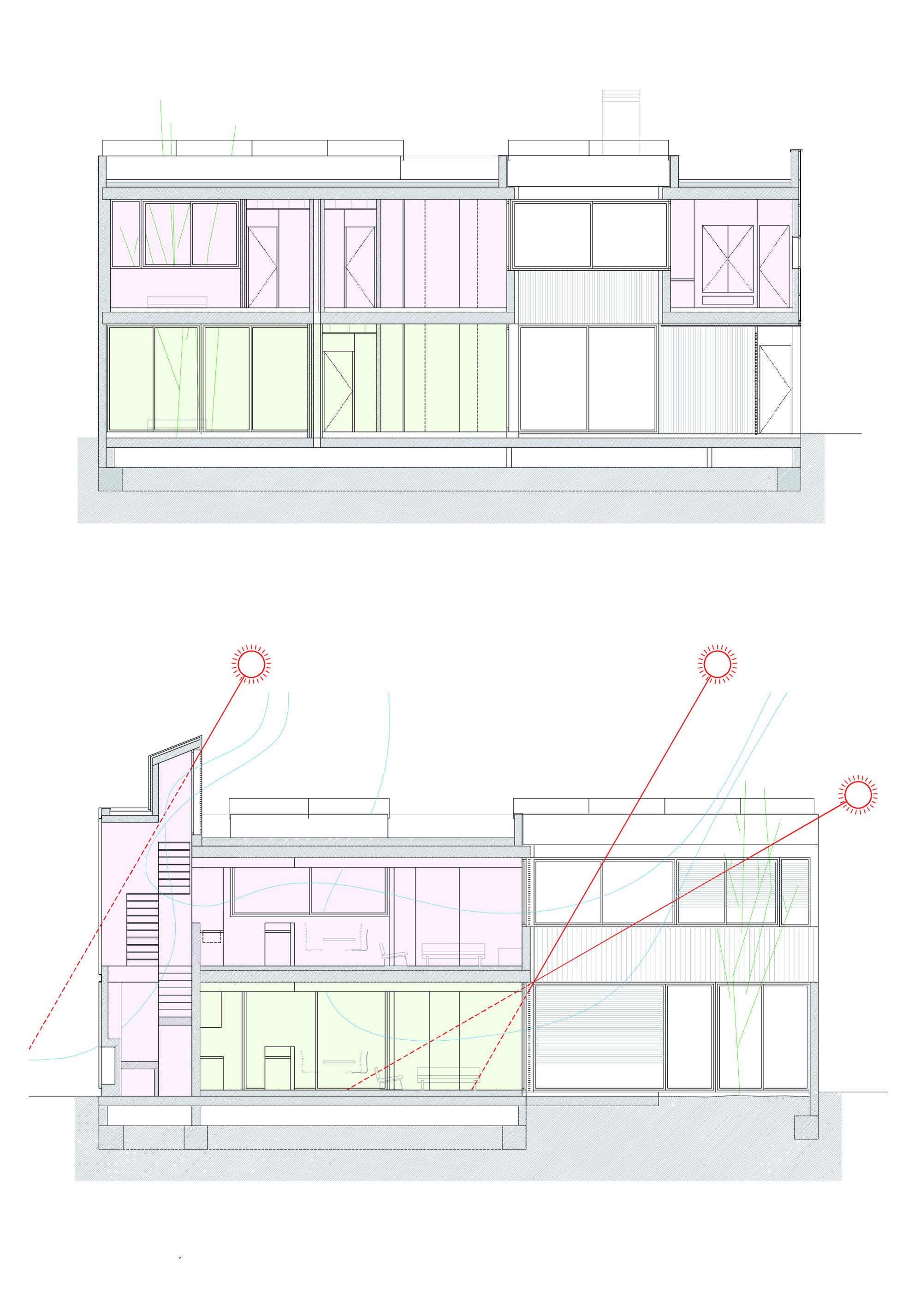 Dos departamentos en mallorca flexo arquitectura - Flexo arquitectura ...