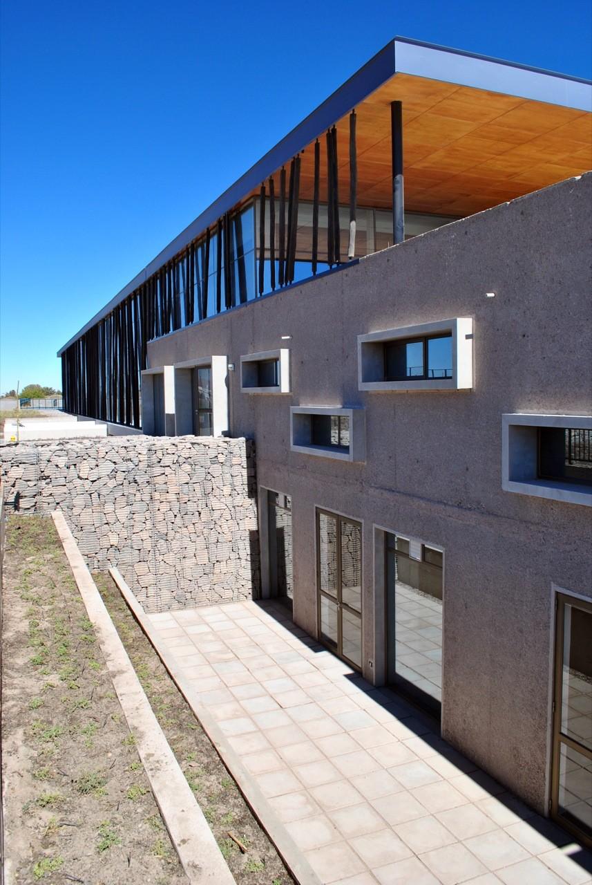 © Valle & Cornejo Arquitectos