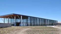 Centro Deportivo y Recreacional de Trabajadores rol B de Codelco / Valle & Cornejo Arquitectos