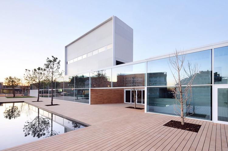 Centro de Ocio en Azuqueca de Henares / Abalos + Sentkiewicz arquitectos, © José Hevia