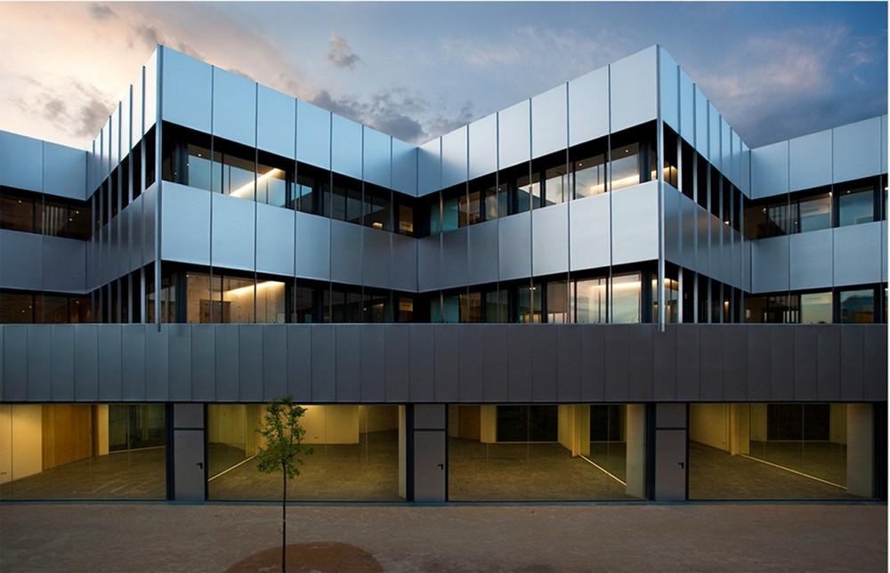 Centro Estatal de Referencia para la Atención Mental / Peñín Arquitectos, © Diego Opazo
