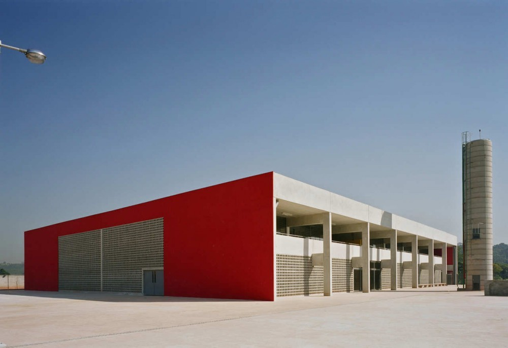 Escuela María Helena / +K Architects, © Nelson Kon