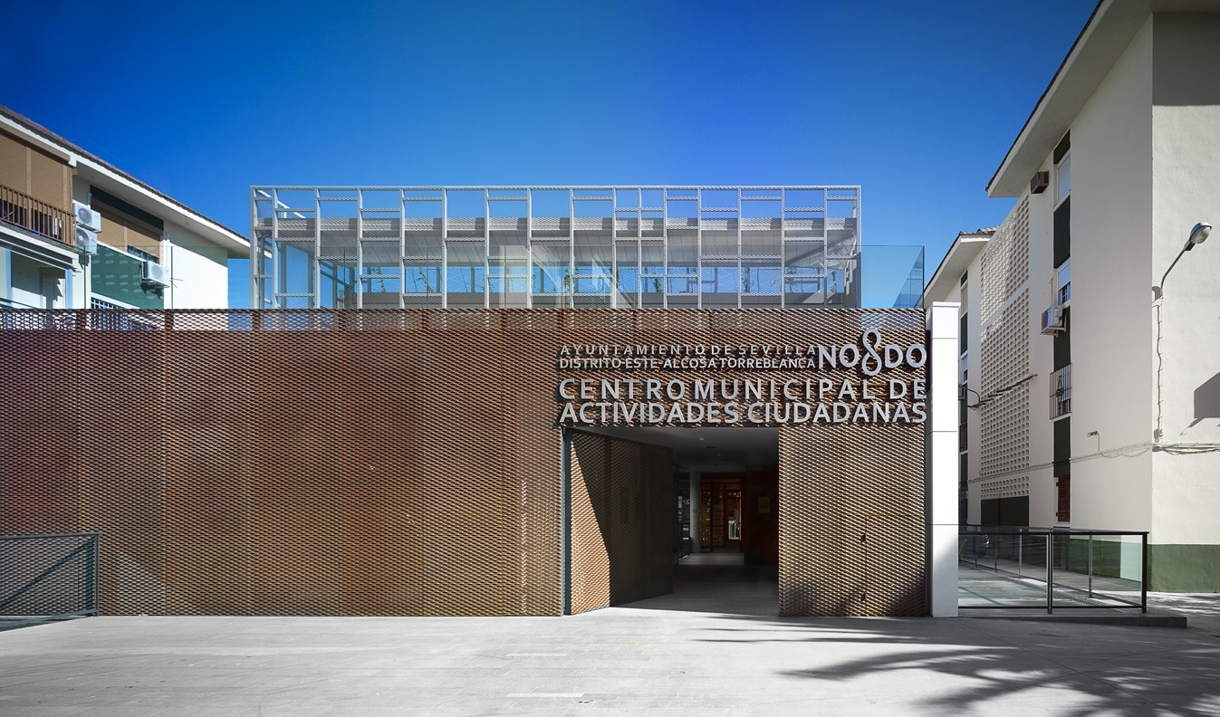 Municipal Center for Citizen Activities / Sección B Arquitectura, © Jesús Granada