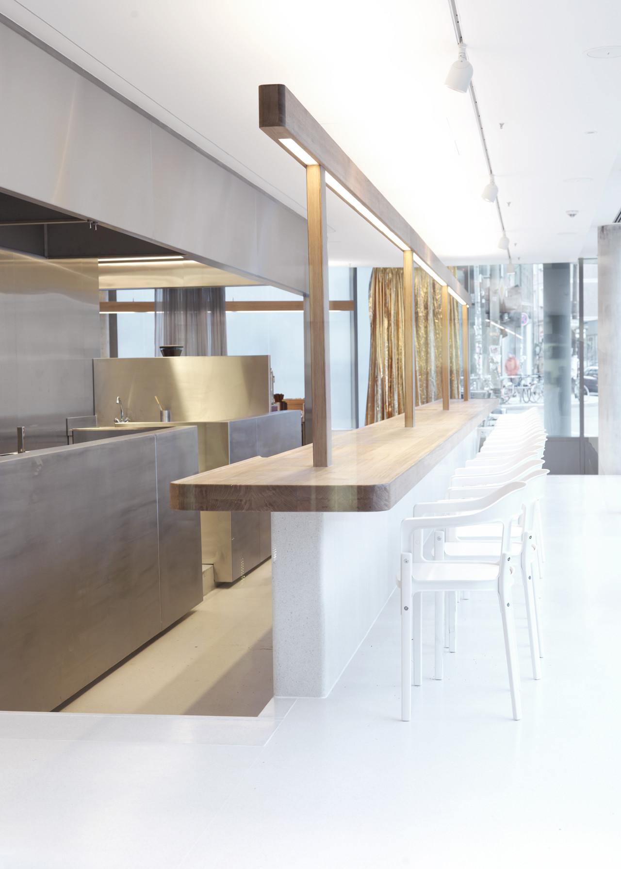 Restaurant Dos Palillos / Estudio Bouroullec, © Tahon & Bouroullec