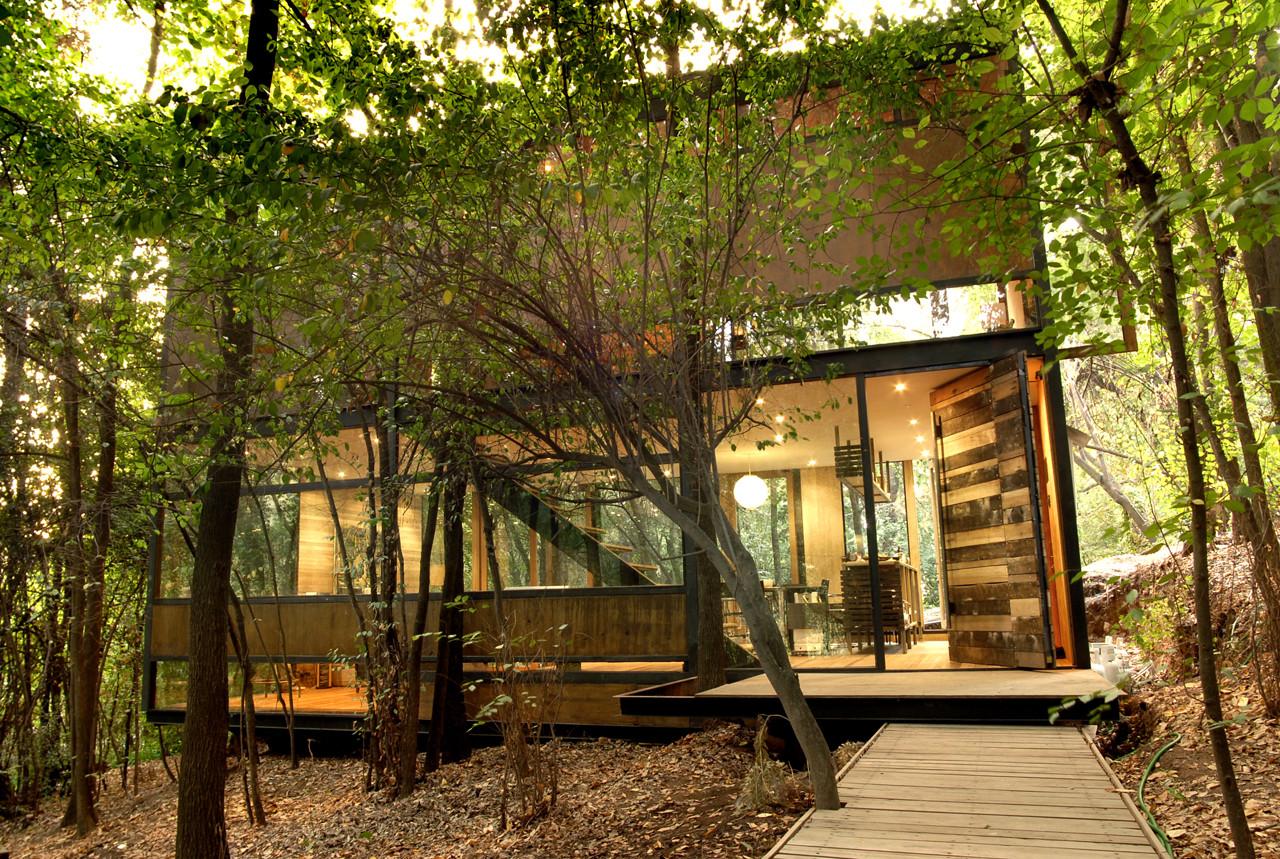 Casa Apolo 11 / Parra+Edwards Arquitectos, © Rodrigo Avilés