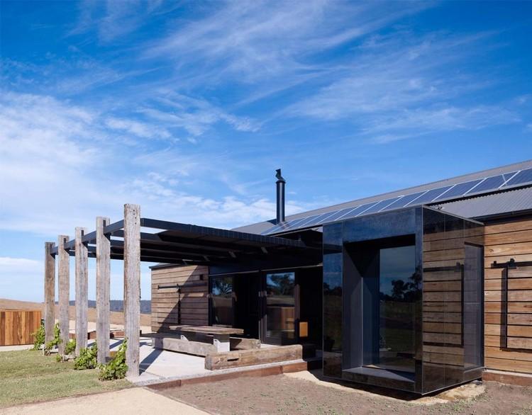 Cortesía de Wolveridge Architects