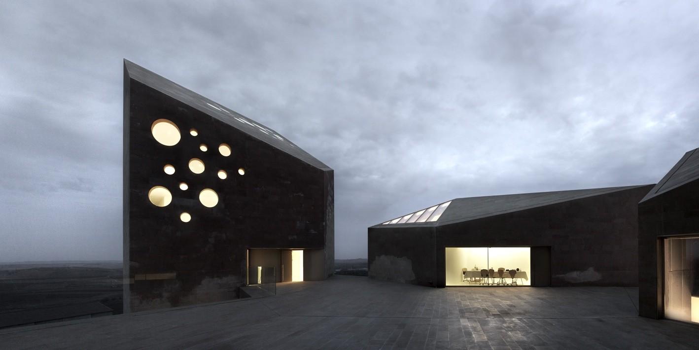 Oficinas Ribera del Duero /  EBV , © Mariela Apollonio