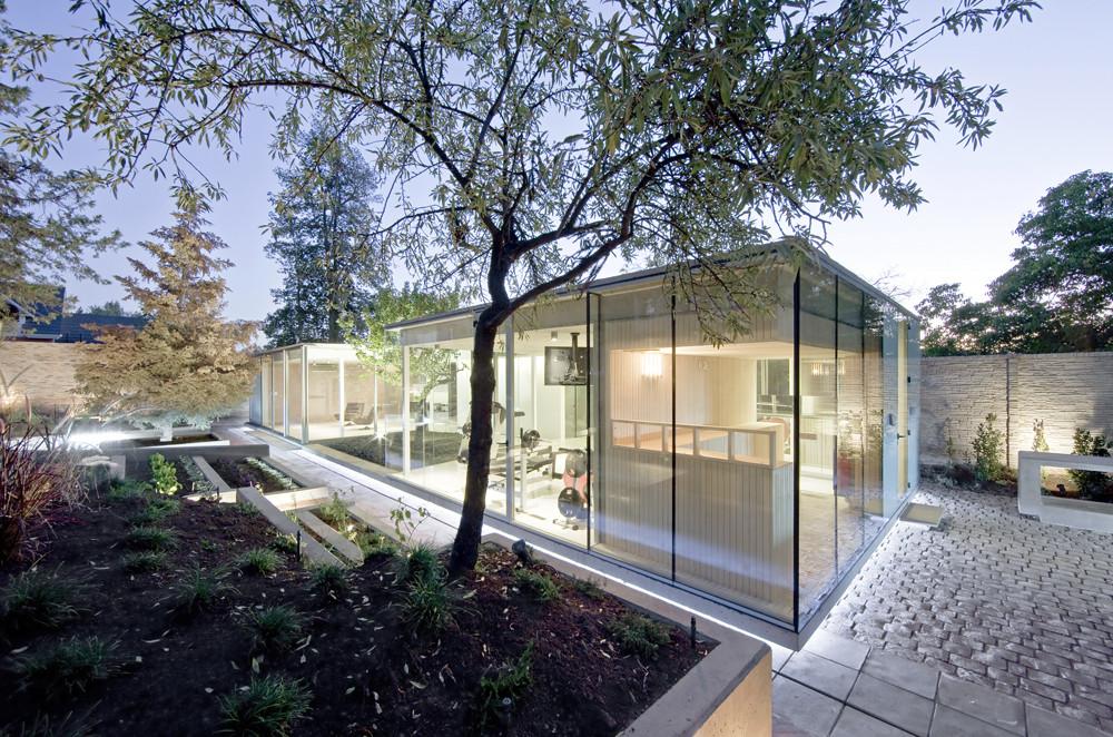 Spa Atrapa Árbol / LAND arquitectos, © Sergio Pirrone