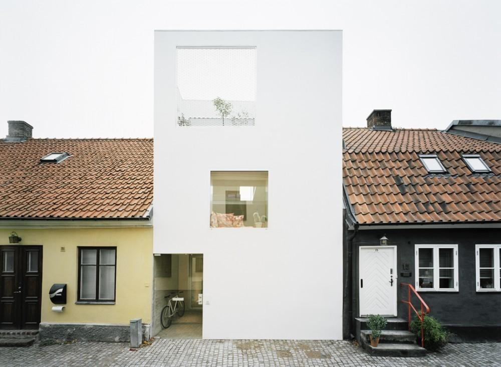 Townhouse / Elding Oscarson, © Åke E:son Lindman